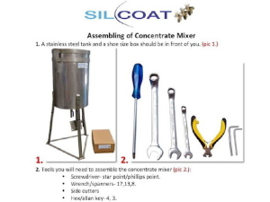 Concentrate-Mixer-Assembling-Manual