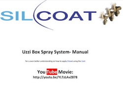 Uzzi Box Spray System manual