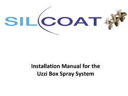 Uzzi Installation Manual